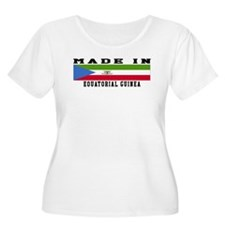 Equatorial Guinea Made In T-Shirt