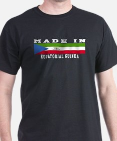 Equatorial Guinea Made In T-Shirt