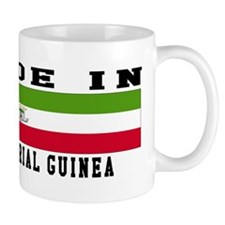 Equatorial Guinea Made In Mug