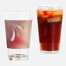 Springtime Drinking Glass