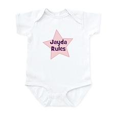 Jayda Rules Onesie
