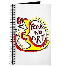 Fear No Art - Original! Journal