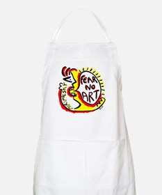 Fear No Art - Original! Apron