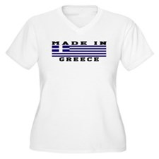Greece Made In T-Shirt