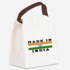 India Made In Canvas Lunch Bag