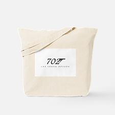702 Las Vegas Tote Bag