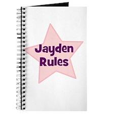 Jayden Rules Journal