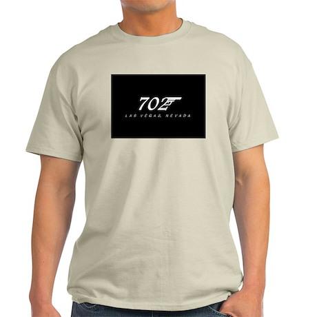 702 Las Vegas - Black T-Shirt