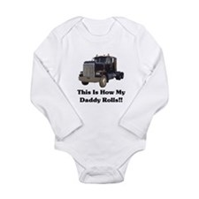 Semi Truck This Is How My Dad Body Suit