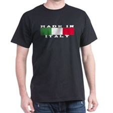 Italy Made In T-Shirt