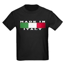 Italy Made In T