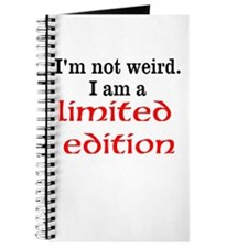 Limited Edition Journal