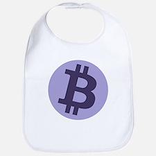 GFB Bitcoin Logo Bib