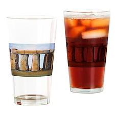 Stonehenge Drinking Glass