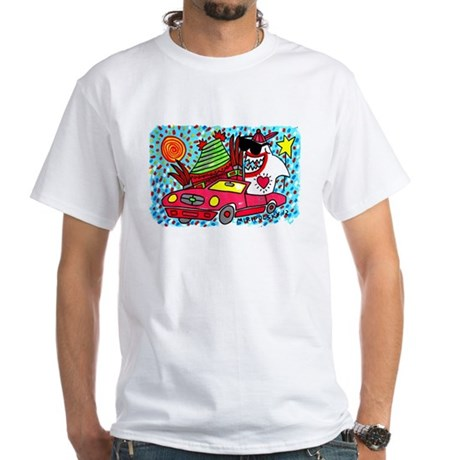 Sharks in the City: Chinese Theatre Shark T-Shirt
