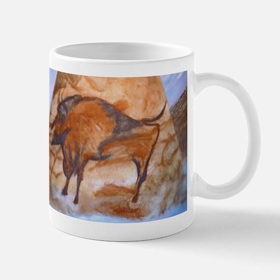 Alta Mira Bison Cave Painting Mug