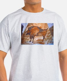 Alta Mira Bison Cave Painting T-Shirt