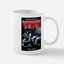 Repossessed Cover Art Mug