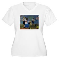 Dominican republic Plus Size T-Shirt
