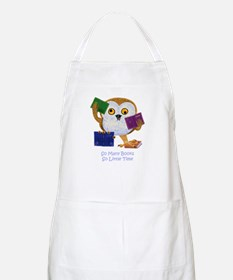 So Many Books So Little Time Apron