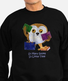 So Many Books So Little Time Jumper Sweater