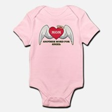 Angel Mom Infant Bodysuit