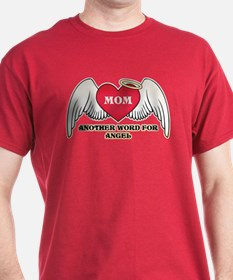 Angel Mom T-Shirt