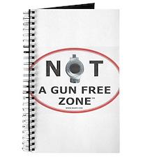 NOT A GUN FREE ZONE Journal