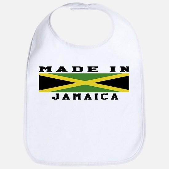 Jamaica Made In Bib