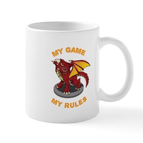 My Game My Rules Mug