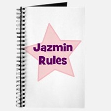 Jazmin Rules Journal
