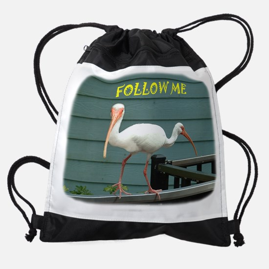 Leadership Soft Drawstring Bag
