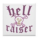 Hell Raiser Funny Tile Coaster