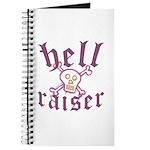 Hell Raiser Funny Journal