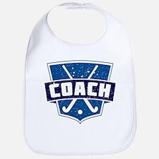 Field Hockey Coach (blue) Bib