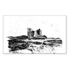 Ballycarbery Castle Decal