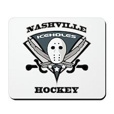 Nashville Iceholes Mousepad