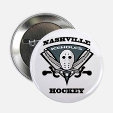 Nashville Iceholes Button