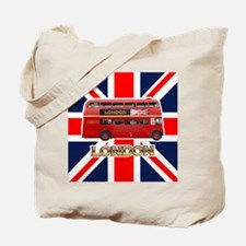 The London Bus Tote Bag