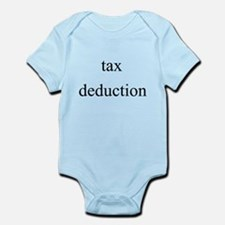 tax deduction Body Suit