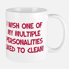 Personality Cleaning Mug