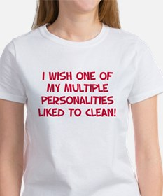 Personality Cleaning Tee