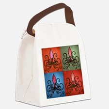 Squid Monroe Canvas Lunch Bag