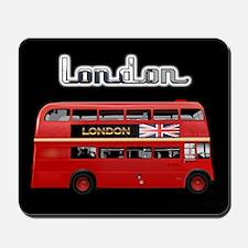 The London Bus Mousepad