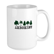Arborist Clean Cut Mug
