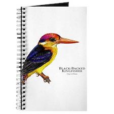 Black-Backed Kingfisher Journal