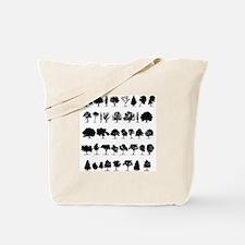 treesmisc Tote Bag
