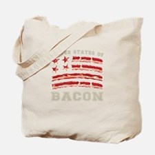 United States of Bacon Tote Bag