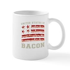 United States of Bacon Mug