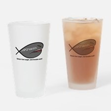 Jisheng Wrath Drinking Glass
